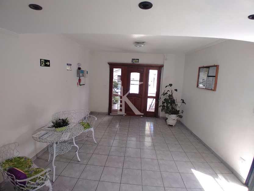 Apartamento com 1 dorm, Guilhermina, Praia Grande - R$ 155 mil, Cod: 5461
