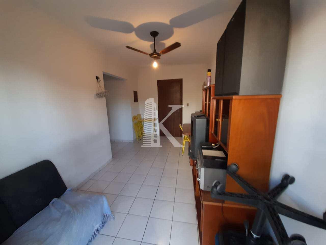 Apartamento com 1 dorm, Guilhermina, Praia Grande, Cod: 5462