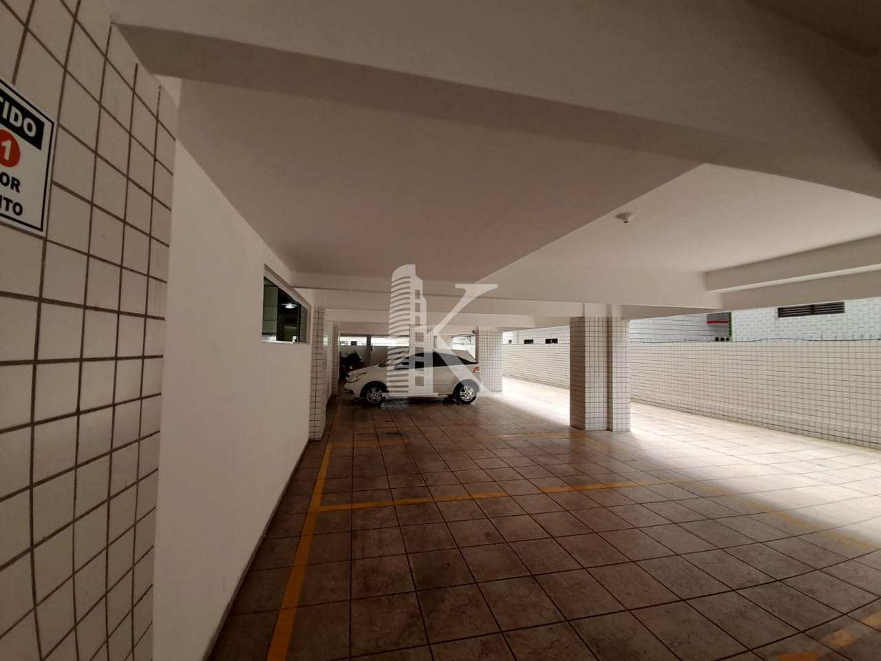 Apartamento com 2 dorms, Guilhermina, Praia Grande - R$ 225 mil, Cod: 5463