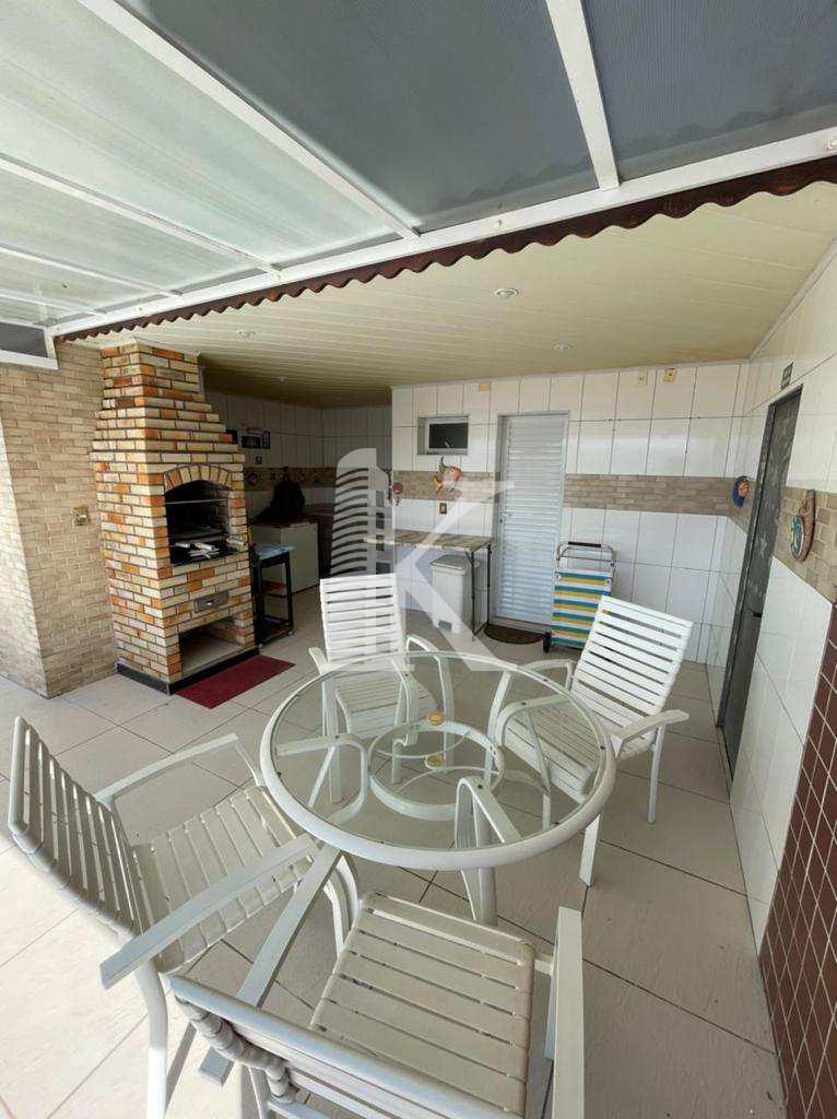 Cobertura com 4 dorms, Guilhermina, Praia Grande - R$ 2.5 mi, Cod: 5465