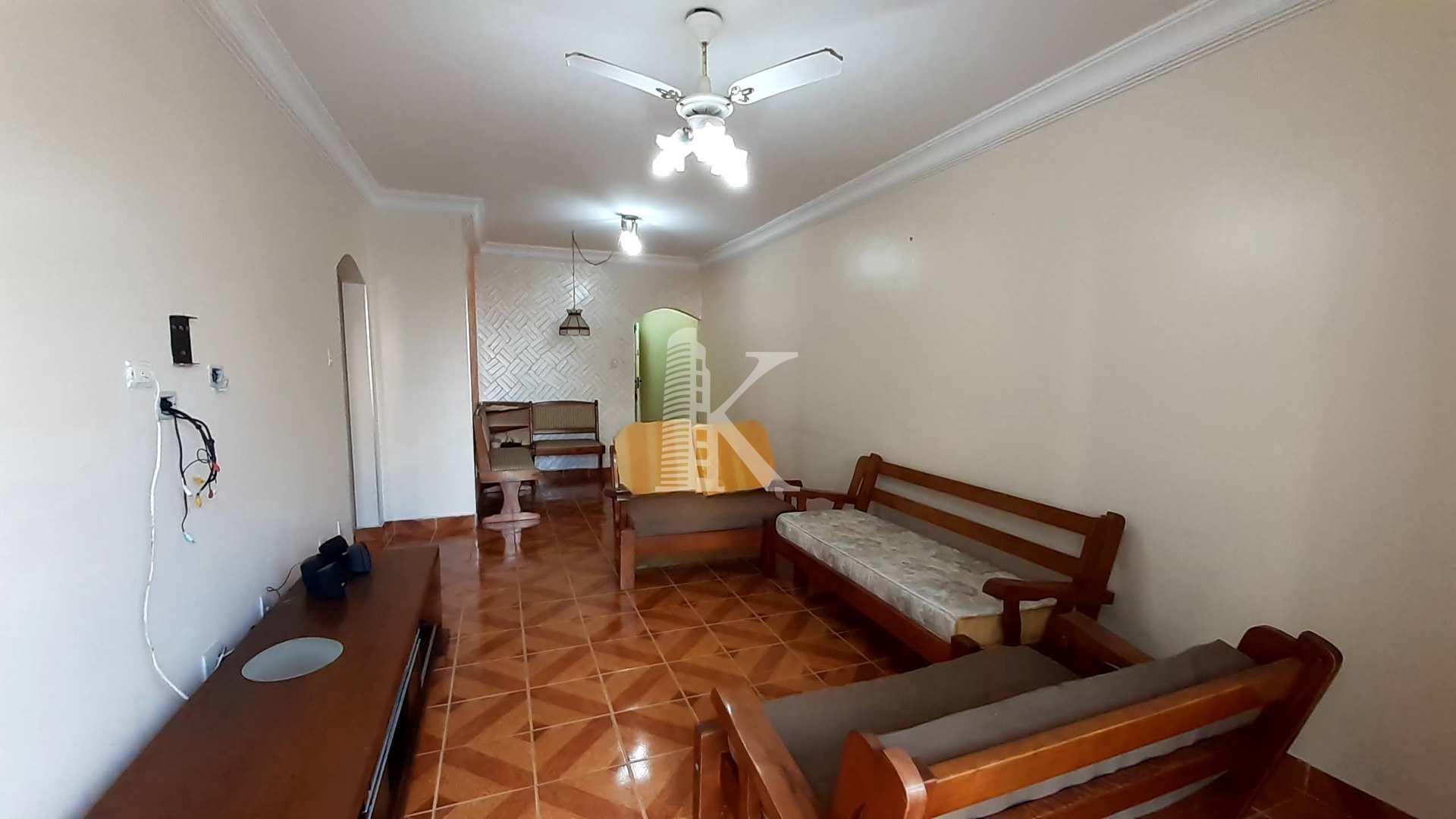 Apartamento com 2 dorms, Guilhermina, Praia Grande - R$ 265 mil, Cod: 5469