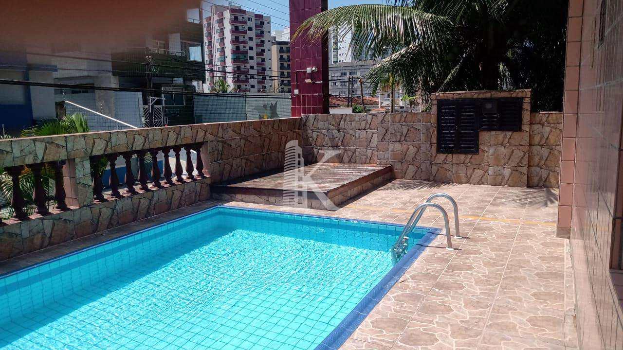 Apartamento com 1 dorm, Caiçara, Praia Grande - R$ 180 mil, Cod: 5470