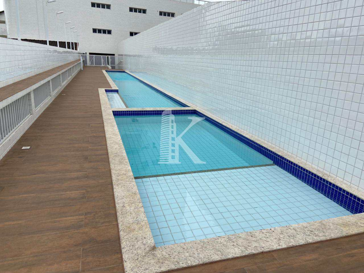 Apartamento com 2 dorms, Aviação, Praia Grande - R$ 350 mil, Cod: 5546