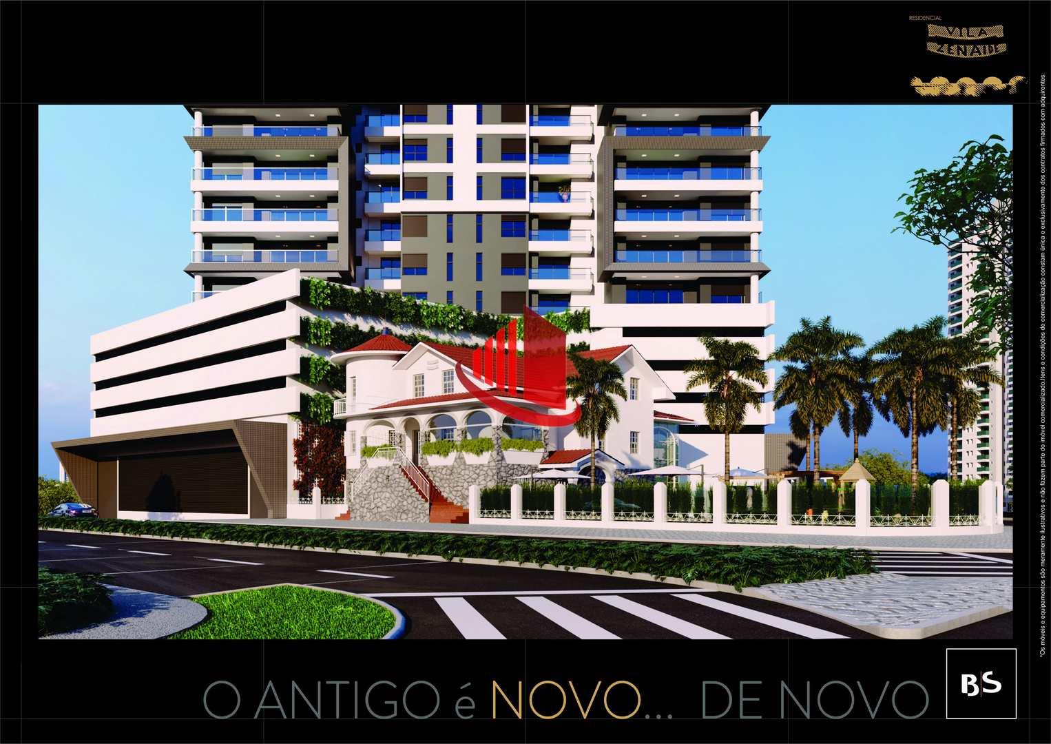 RESIDENCIAL VILA ZENAIDE - Em construção - Centro, Chapecó