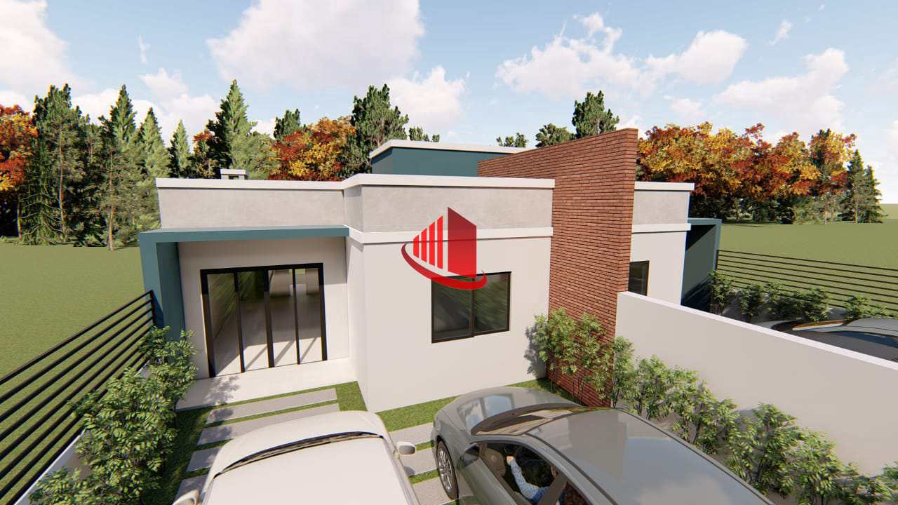 Casa Geminada com 2 dorms, Autódromo, Chapecó - R$ 235 mil