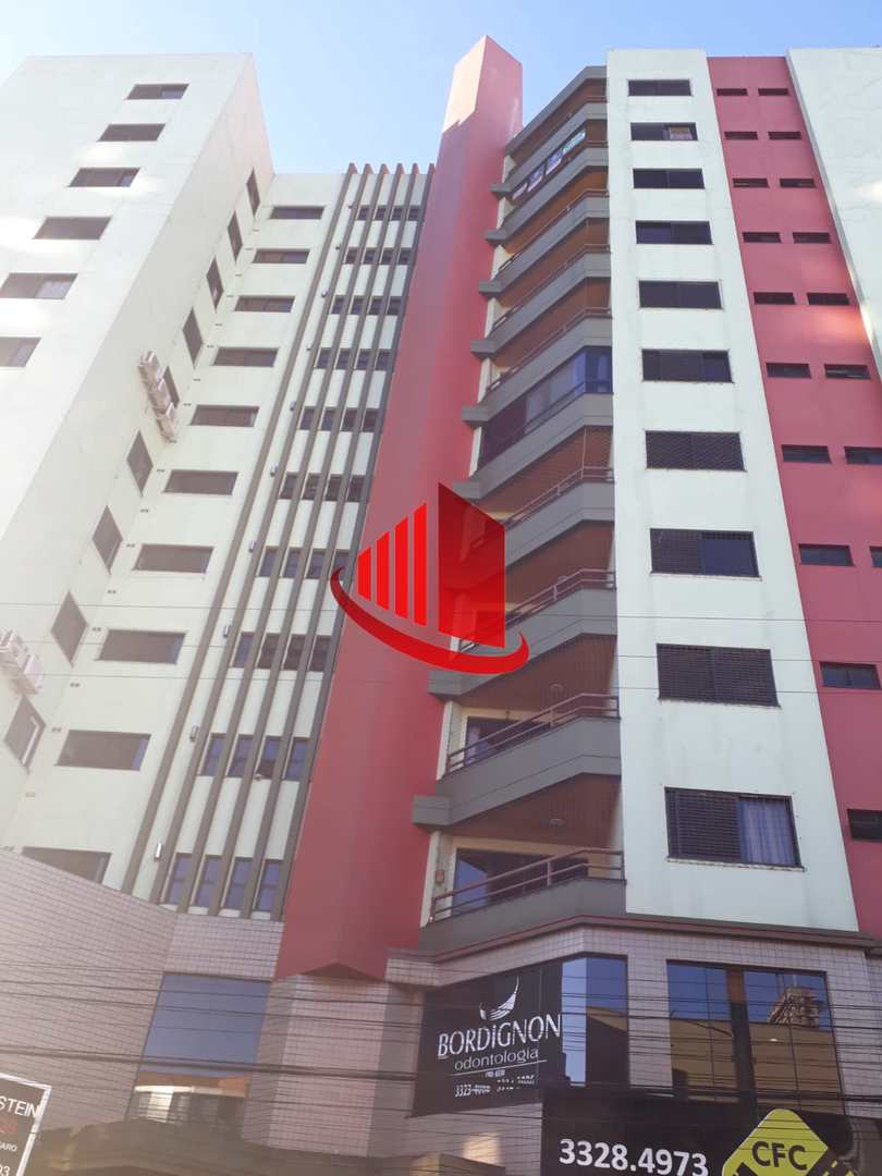 Apartamento Suíte + 2 dorm. + Dependência - Centro, Chapecó