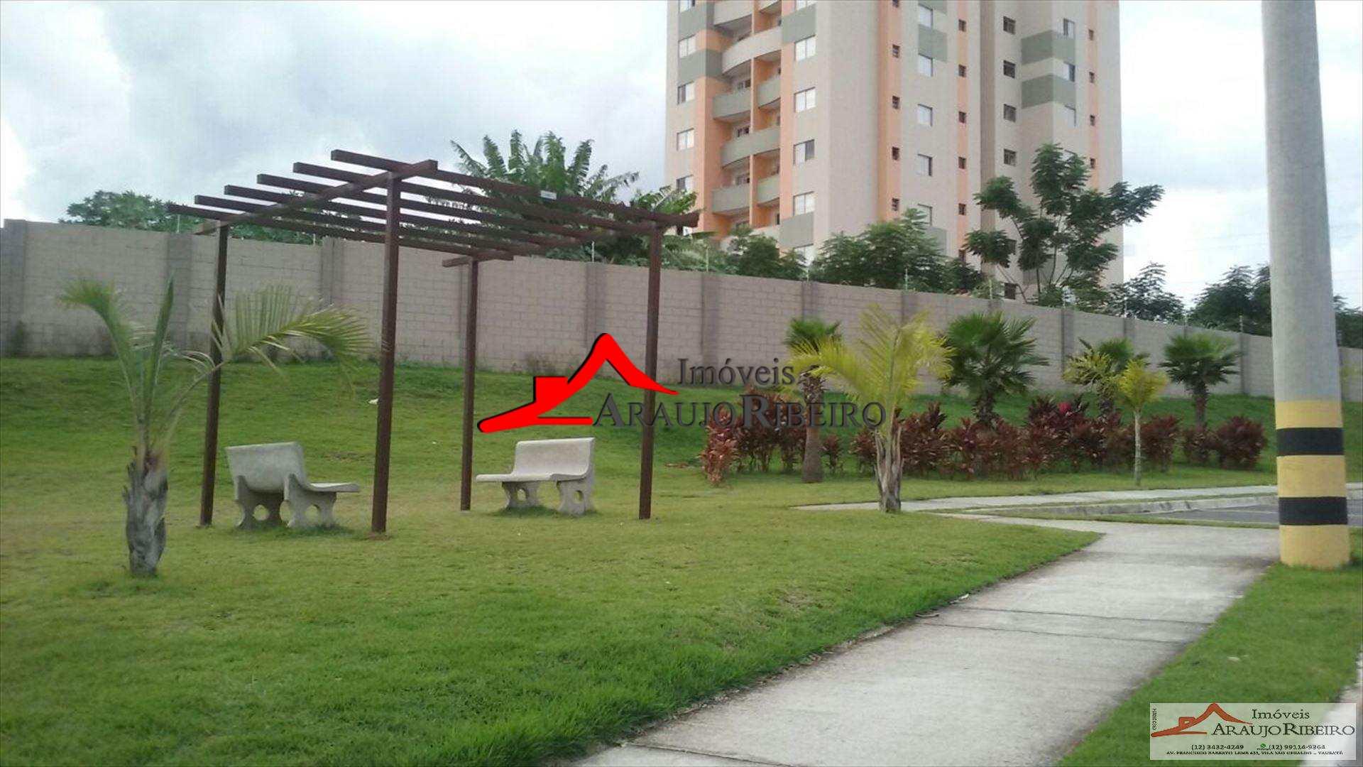 Apartamento com 2 dorms, Vila São José, Taubaté, Cod: 4012