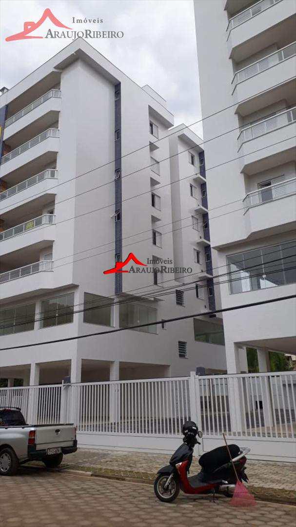 Apartamento com 2 dorms, Praia das Toninhas, Ubatuba