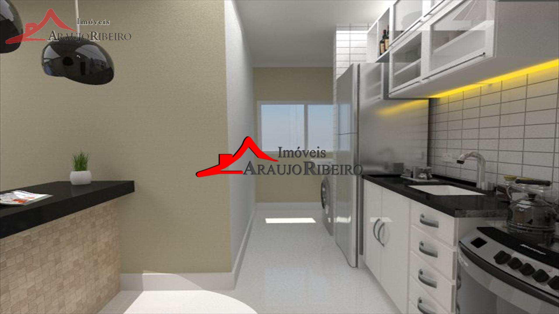 Apartamento com 2 dorms, Parque Senhor do Bonfim, Taubaté - R$ 170 mil, Cod: 3328