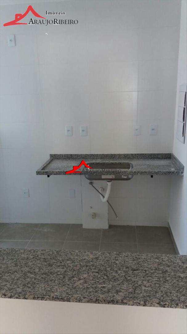 Apartamento com 2 dorms, Parque São Luís, Taubaté - R$ 210 mil, Cod: 3244