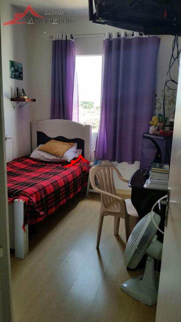 Apartamento com 3 dorms, Parque Santo Antônio, Taubaté