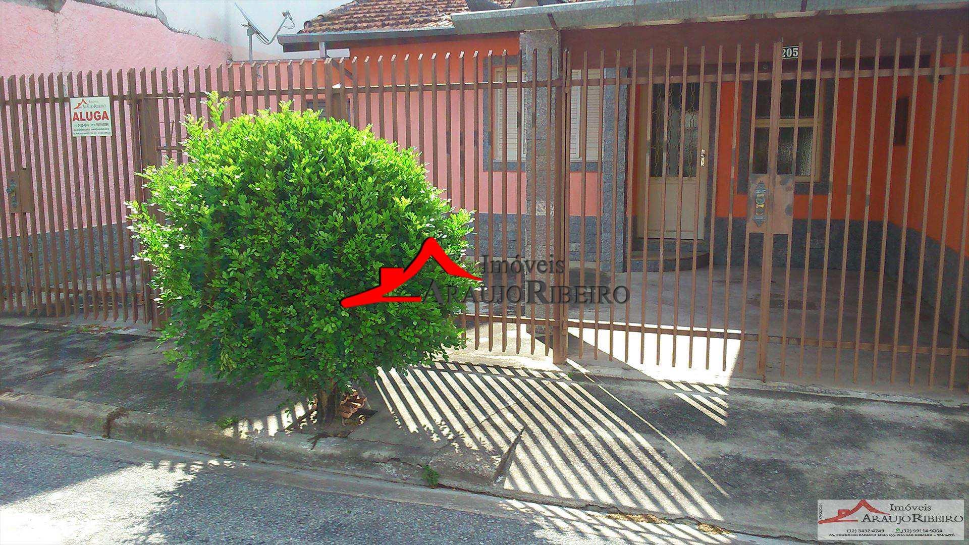 Casa em Taubaté bairro Parque Jaraguá