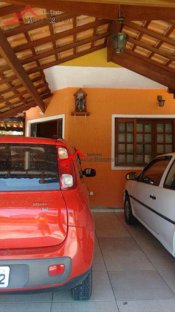 Sobrado de Condomínio com 4 dorms, Parque Esperança, Taubaté - R$ 700 mil, Cod: 1574