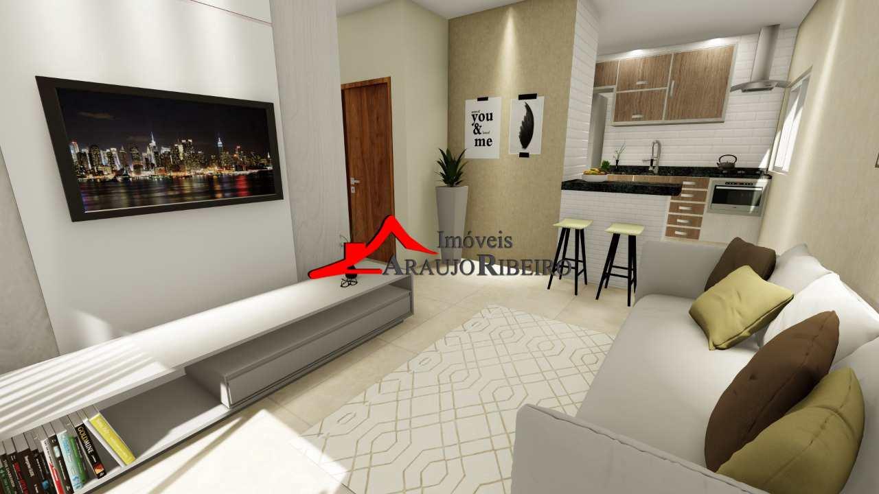 Apartamento com 2 dorms, Jardim Continental II, Taubaté - R$ 159 mil, Cod: 60321