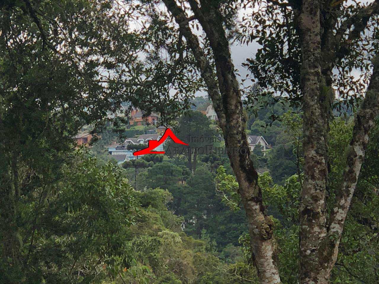 Terreno, Vila Inglesa, Campos do Jordão - R$ 500 mil, Cod: 60440