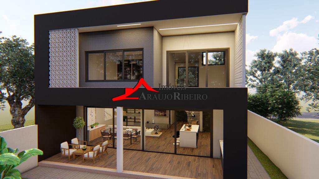 Sobrado de Condomínio com 3 dorms, Condomínio Campos do Conde - Versailles, Tremembé - R$ 795 mil, Cod: 60474