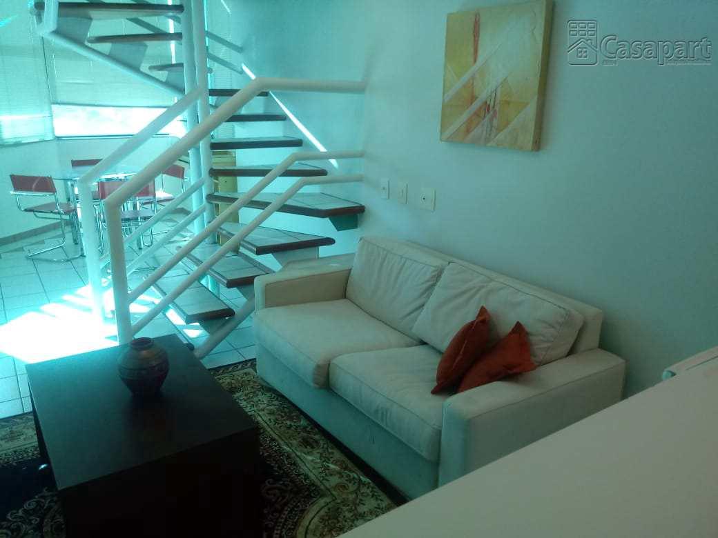 Apartamento com 1 dorm, Centro, Campo Grande - R$ 400 mil, Cod: 102