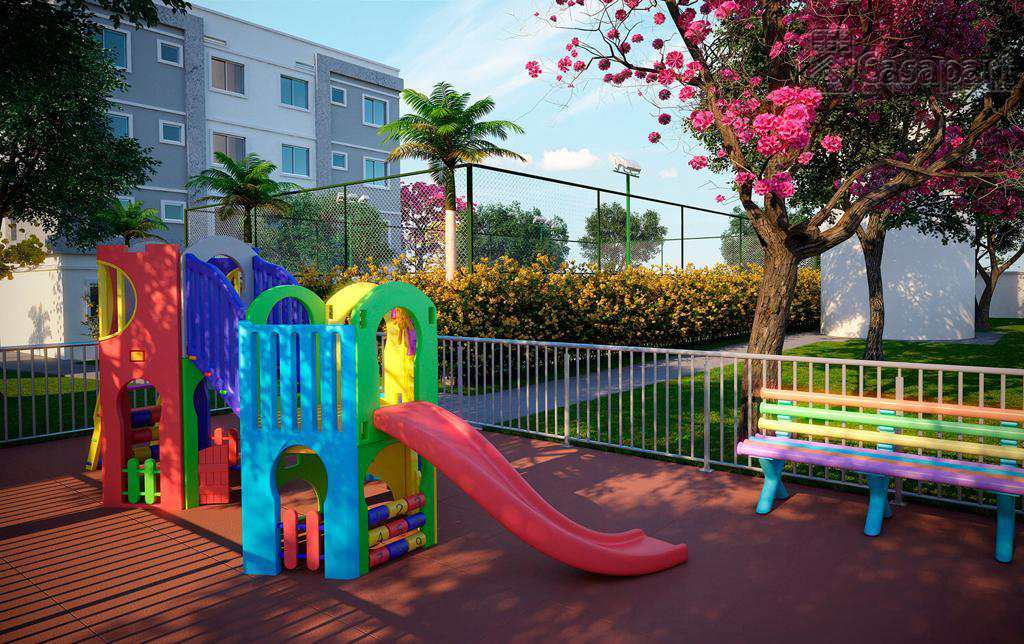 Apartamento com 2 dorms, Pioneiros, Campo Grande - R$ 155 mil, Cod: 369