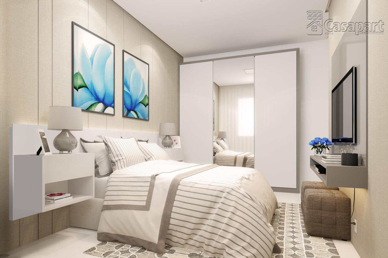 Apartamento com 2 dorms, Jardim São Conrado, Campo Grande - R$ 122 mil, Cod: 406