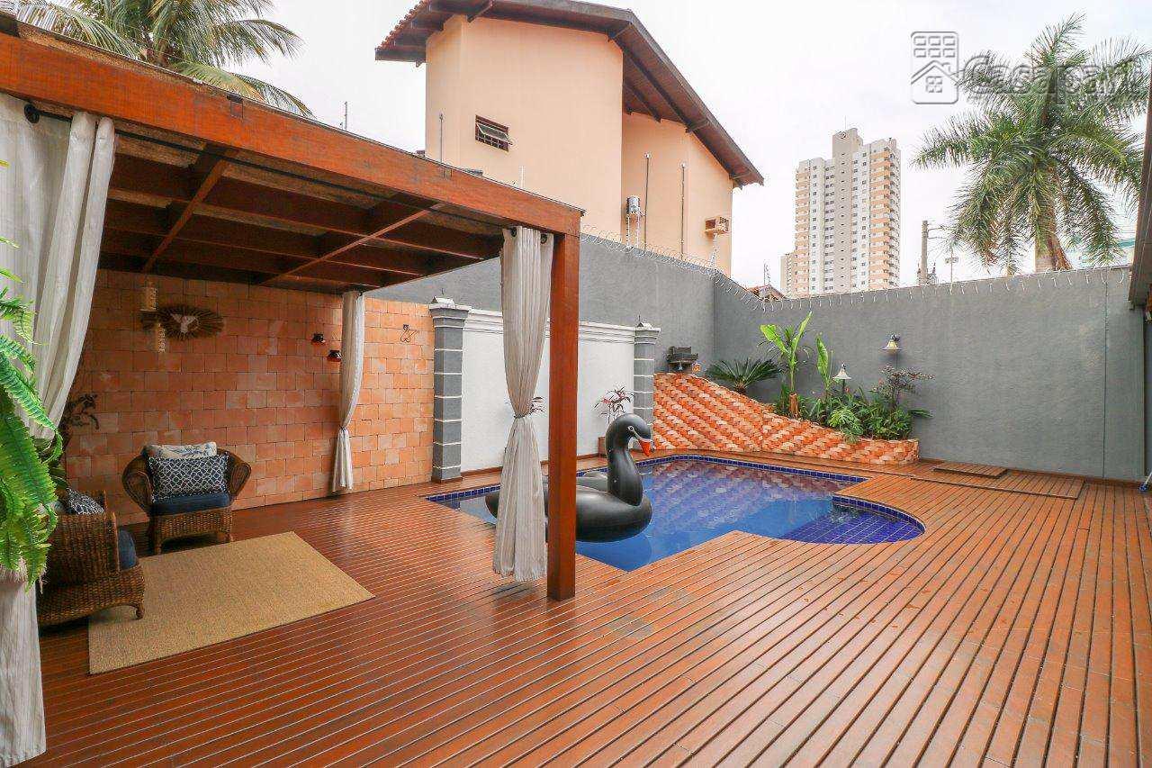 Casa com 5 dorms, Jardim dos Estados, Campo Grande - R$ 1.9 mi, Cod: 433