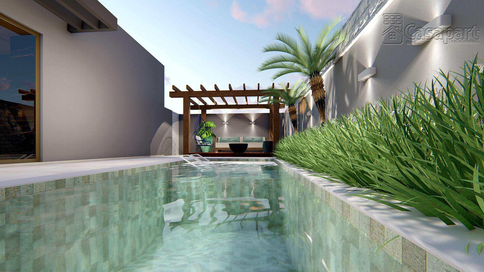 Casa de Condomínio com 3 dorms, Residencial Damha III, Campo Grande - R$ 1.25 mi, Cod: 444