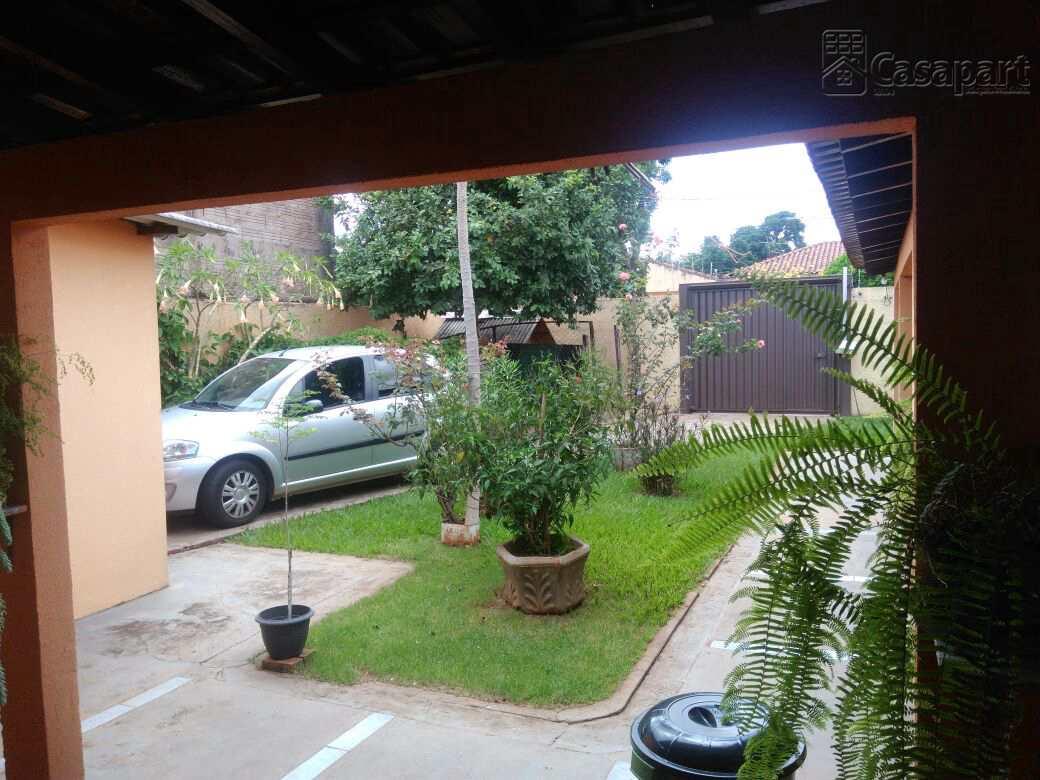 Casa com 3 dorms, Vila Ipiranga, Campo Grande, Cod: 531