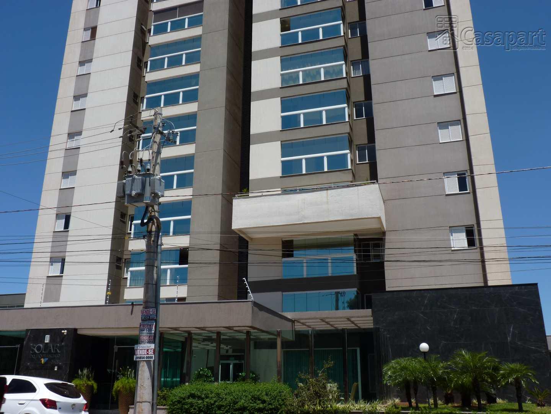 Apartamento com 3 dorms, Centro, Campo Grande - R$ 900 mil, Cod: 788