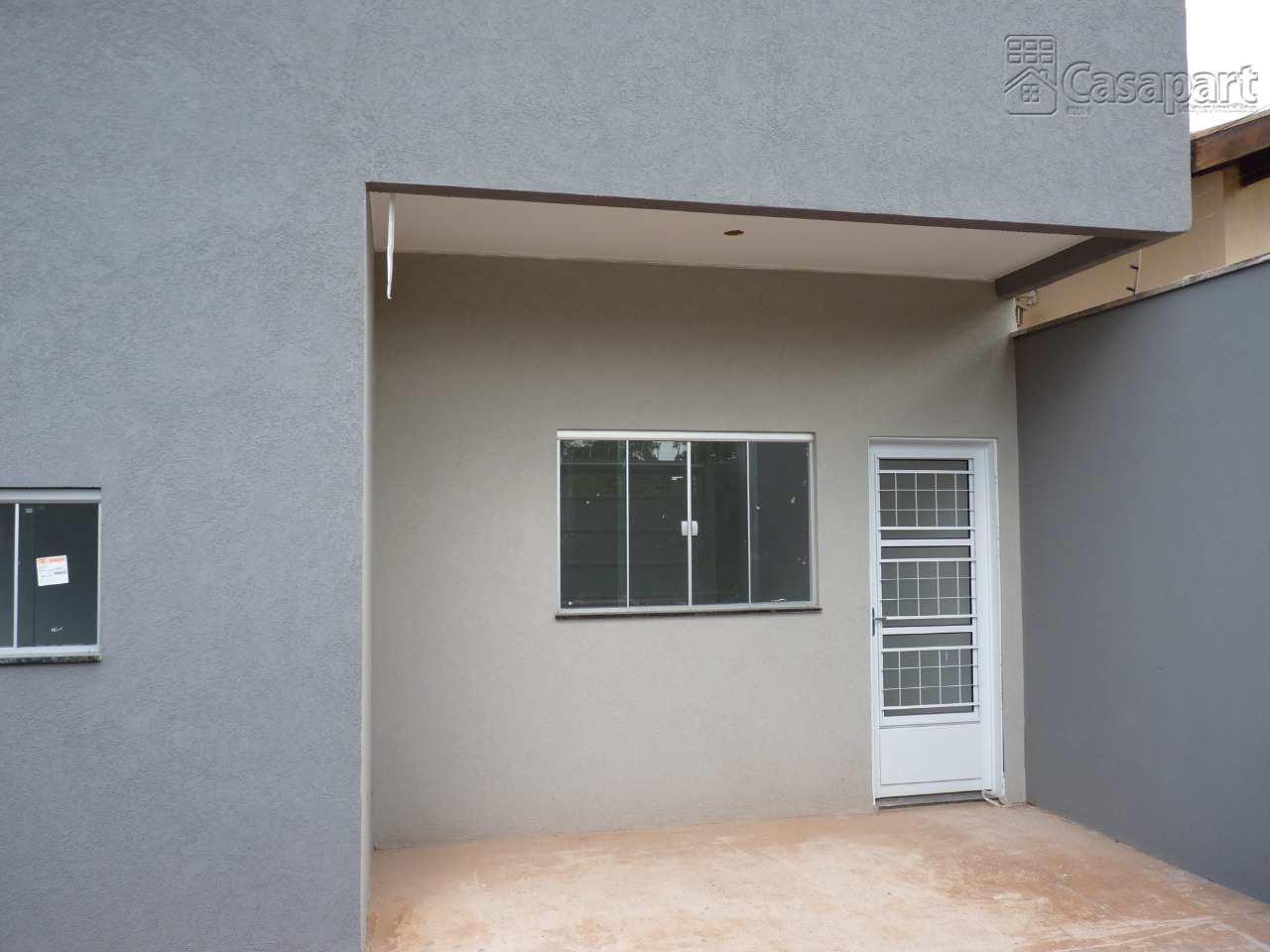 Casa com 3 dorms, Vila Nasser, Campo Grande - MS