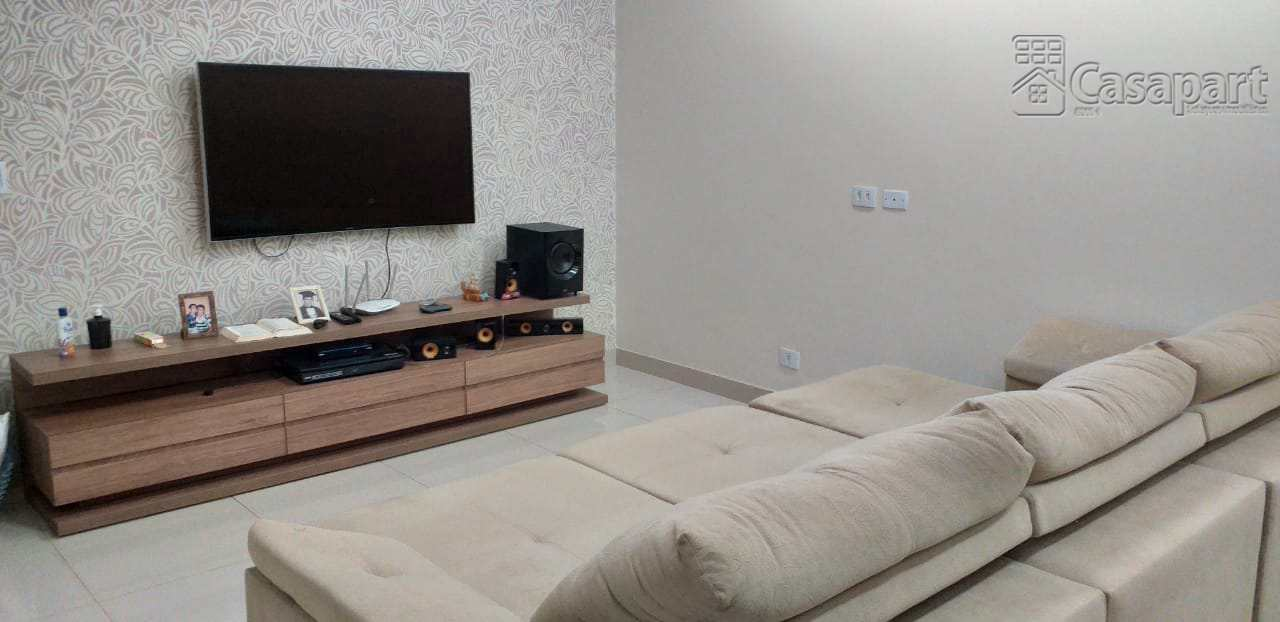 Casa com 3 dorms, Jard. das Virtudes, Campo Grande
