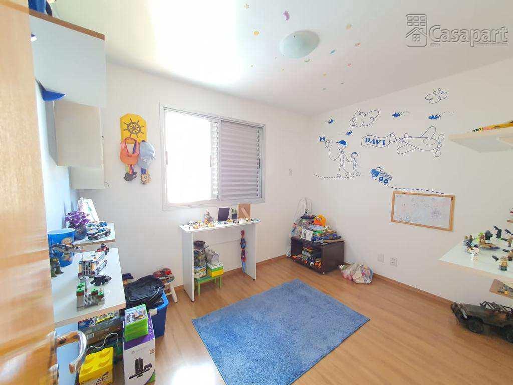 Apartamento com 3 quartos, Jardim dos Estados