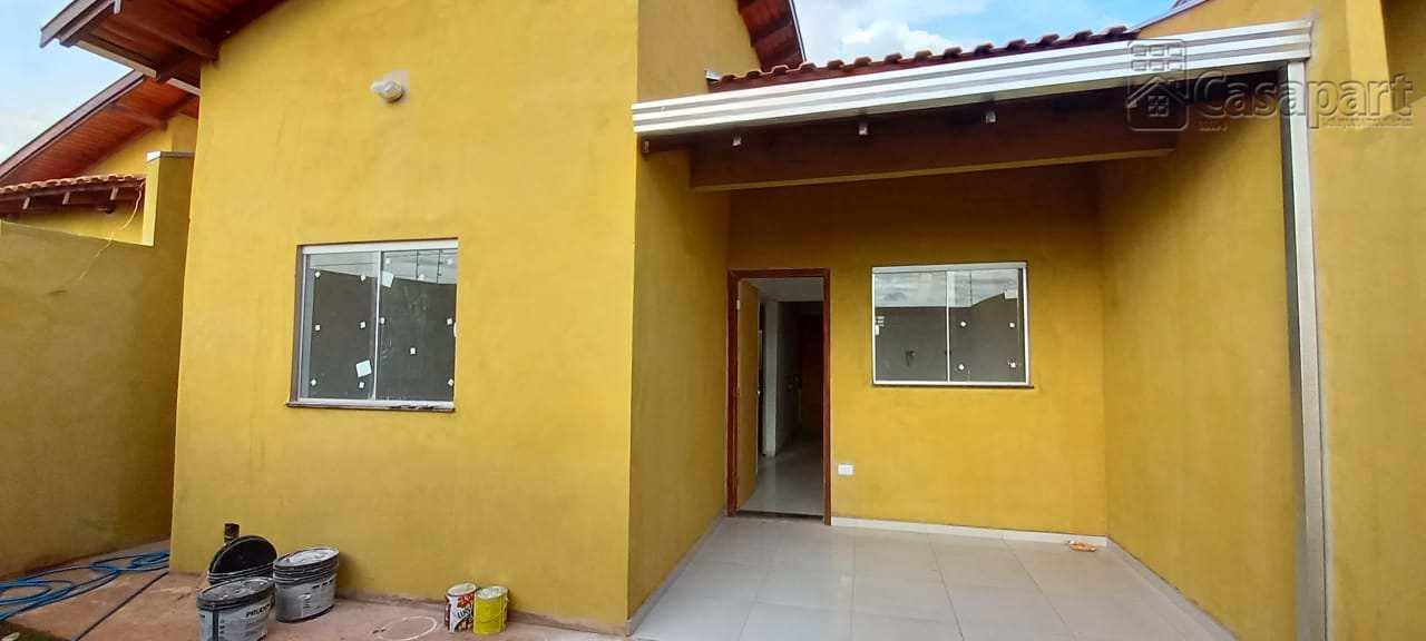 Casa com 2 dorms, Lot. Bela Laguna, Campo Grande