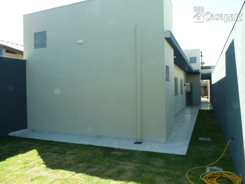 Casa com 3 quartos, Jardim Leblon, Campo Grande