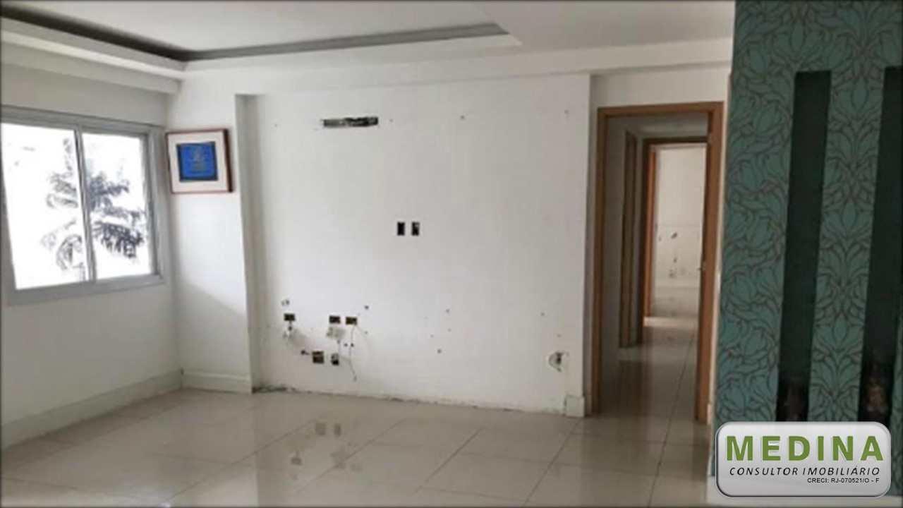 Apartamento com 4 dorms, Icaraí, Niterói - R$ 1.05 mi, Cod: 208