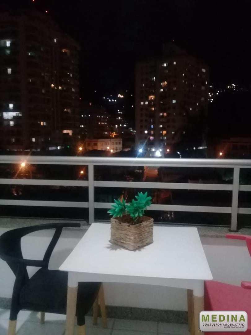 Apartamento com 3 dorms, Vital Brazil, Niterói - R$ 550 mil, Cod: 209