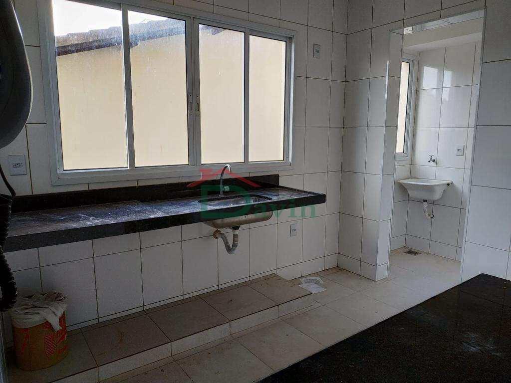 Apartamento com 2 dorms, Santa Mônica, Uberlândia - R$ 170 mil, Cod: 259