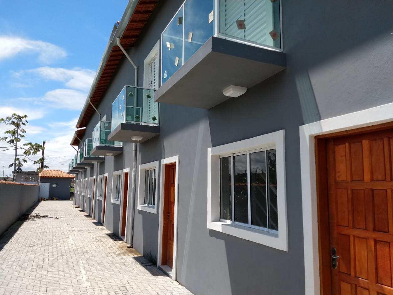Casa com 2 dorms, cibratel 2, Itanhaém - R$ 169 mil, Cod: 1141