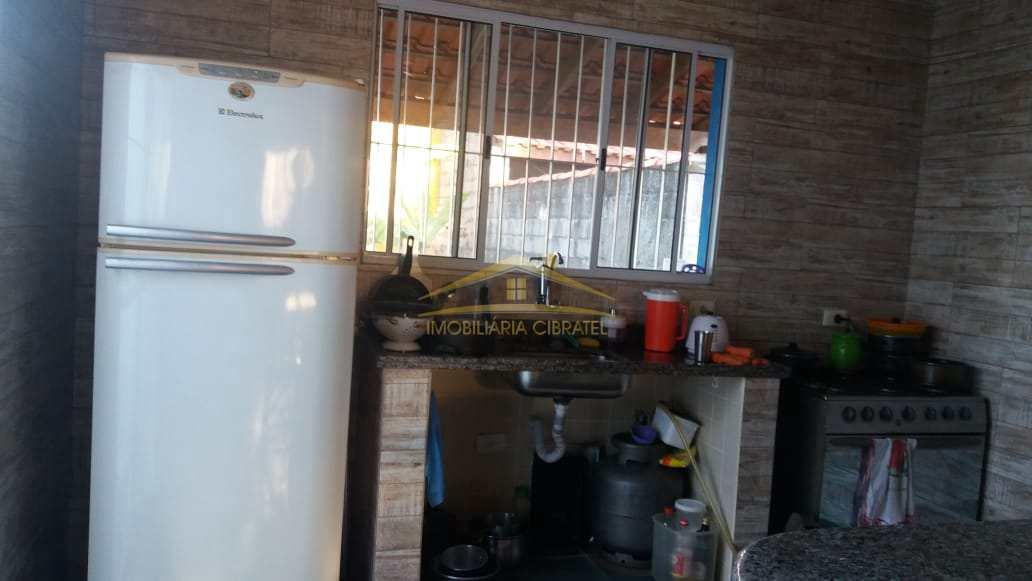 Casa com 2 dorms, Bopiranga, Itanhaém - R$ 250 mil, Cod: 1179