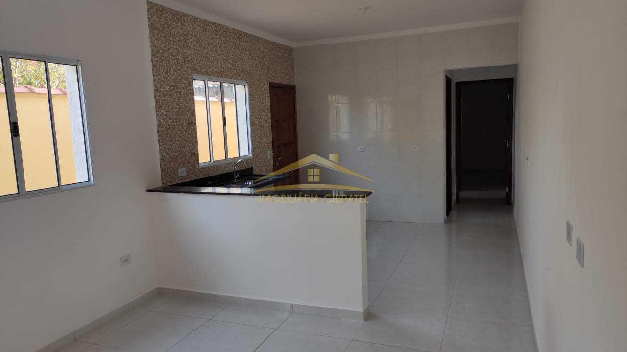 Casa com 2 dorms, Jardim Umuarama, Itanhaém - R$ 170 mil, Cod: 1267