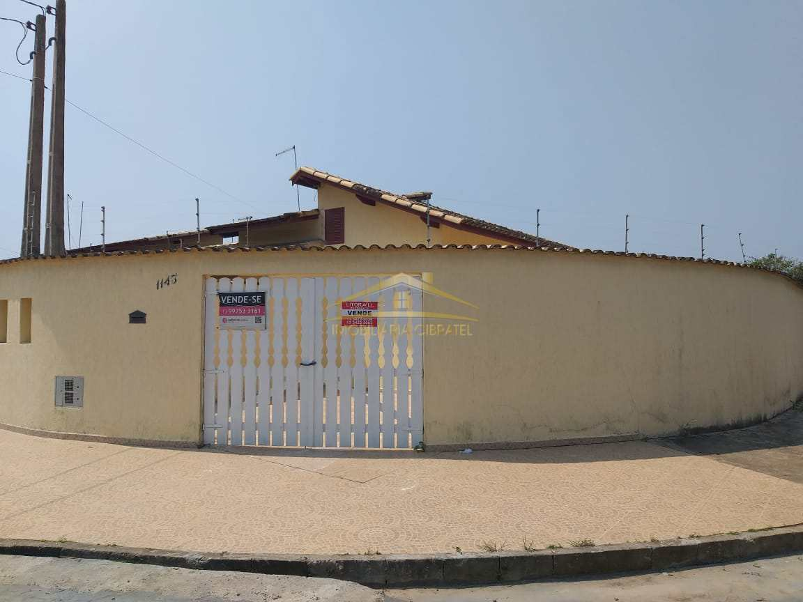 Casa com 2 dorms, Cibratel II, Itanhaém - R$ 230 mil, Cod: 1298