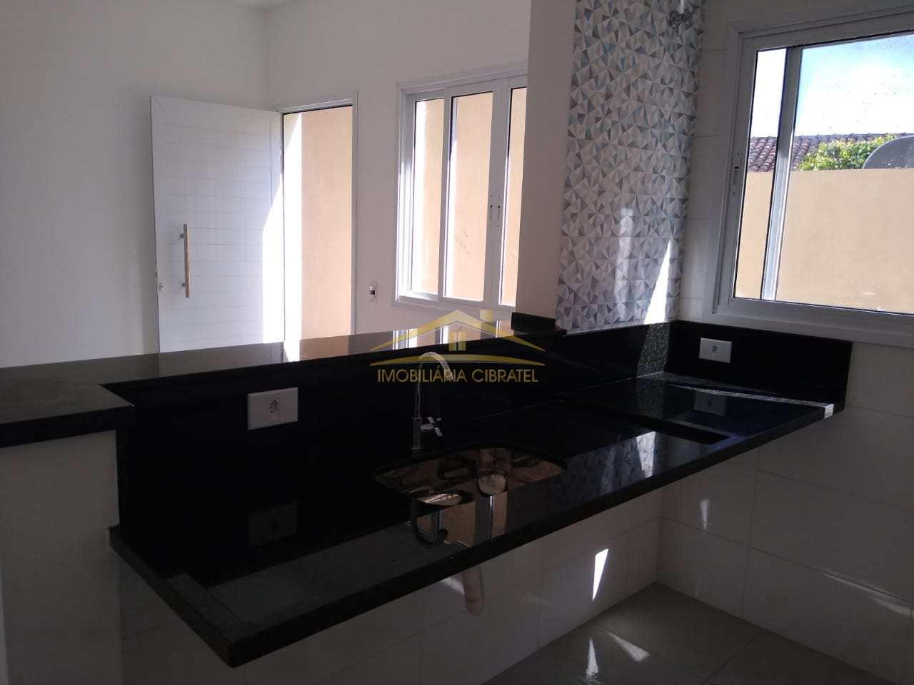 Casa com 2 dorms, Balneário Diplomata, Itanhaém - R$ 180 mil, Cod: 1318