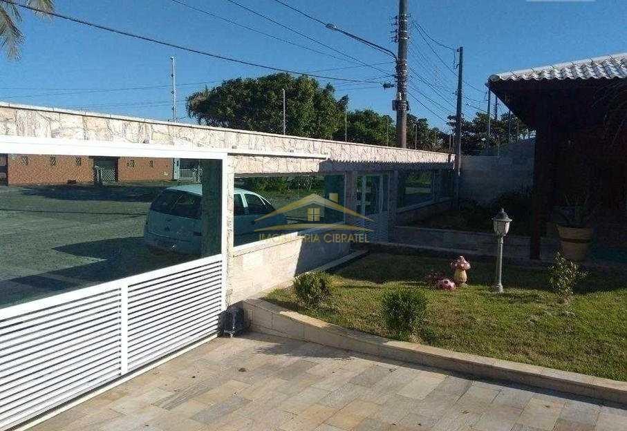Casa com 5 dorms, Cibratel I, Itanhaém - R$ 1.3 mi, Cod: 1386