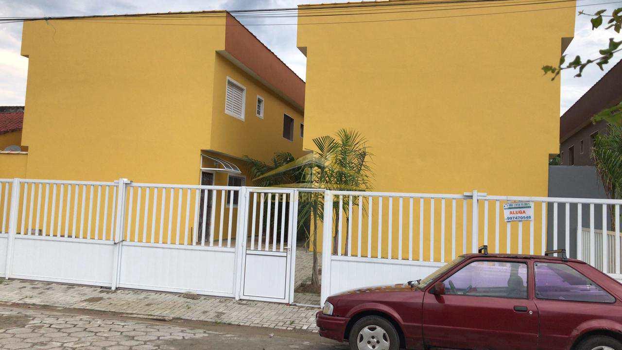 Sobrado de Condomínio com 2 dorms, Suarão, Itanhaém - R$ 230 mil, Cod: 1459