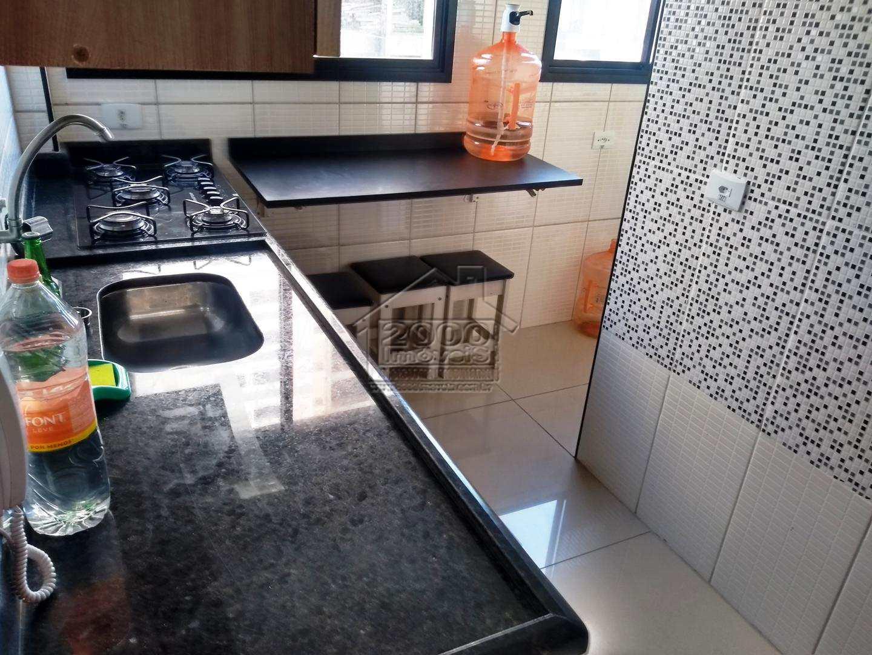 Apartamento com 1 dorm, Boqueirão, Praia Grande - R$ 220 mil, Cod: 1789