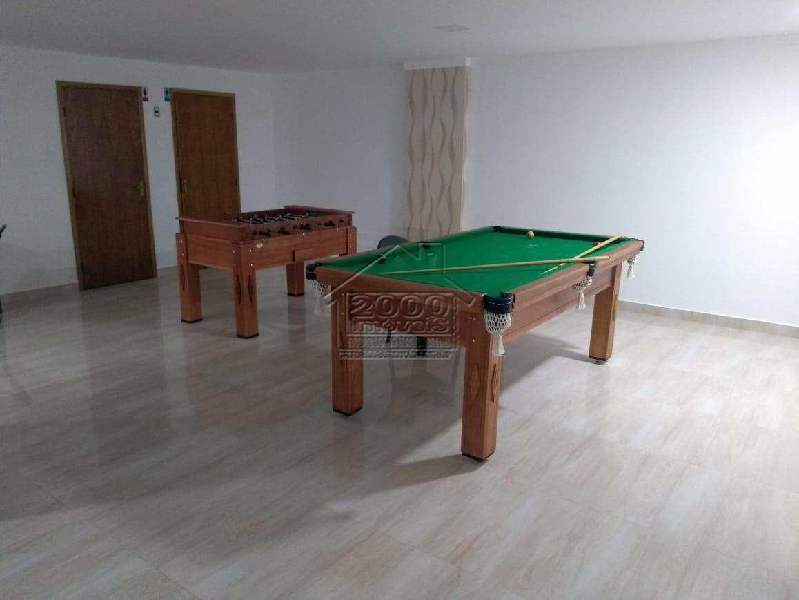 Apartamento com 3 dorms, Boqueirão, Praia Grande - R$ 450 mil, Cod: 1816