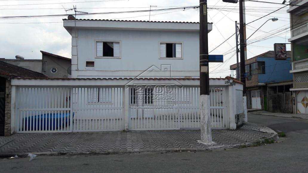 Casa de Condomínio com 2 dorms, Glória, Praia Grande - R$ 139 mil, Cod: 1817