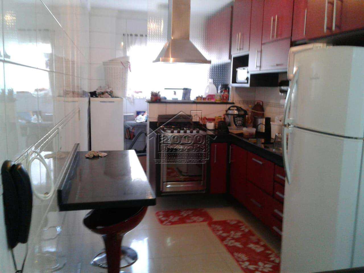 Apartamento com 2 dorms, Guilhermina, Praia Grande - R$ 340 mil, Cod: 1925