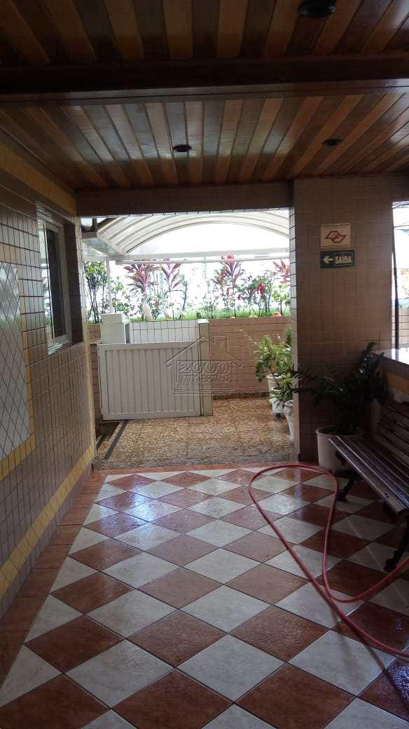 Apartamento com 1 dorm, Guilhermina, Praia Grande - R$ 165 mil, Cod: 2096