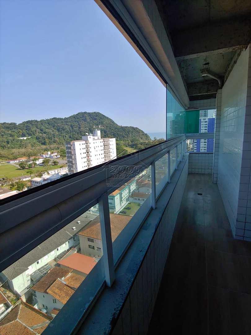 Apartamento com 2 dorms, Canto do Forte, Praia Grande - R$ 420 mil, Cod: 2243
