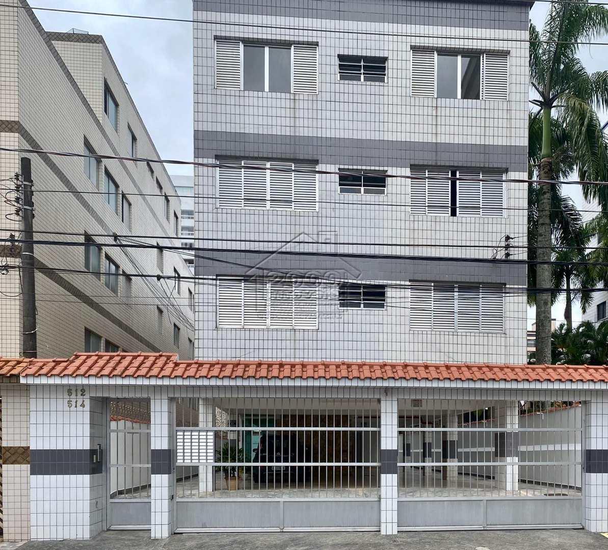 Apartamento com 2 dorms, Guilhermina, Praia Grande - R$ 185 mil, Cod: 2259