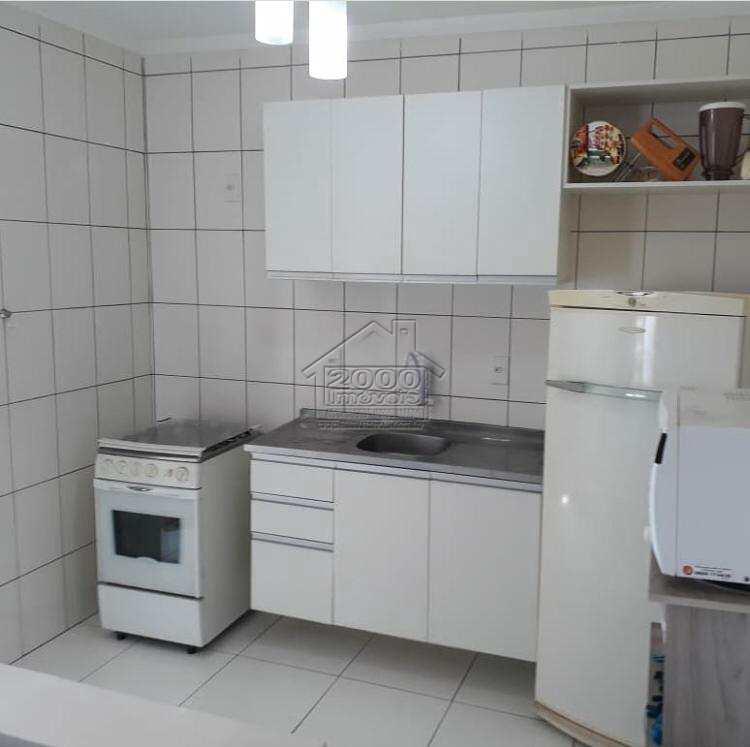 Apartamento com 1 dorm, Guilhermina, Praia Grande - R$ 175 mil, Cod: 2263